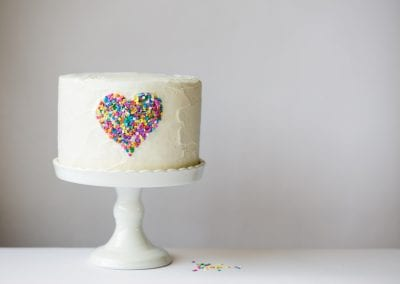 heart cake PJJP6X2 400x284 - Feest